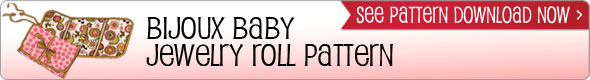 Bijoux Baby Jewelry Roll